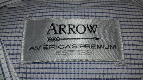 camisas hombre arrow  y henry's talle m leer medidas