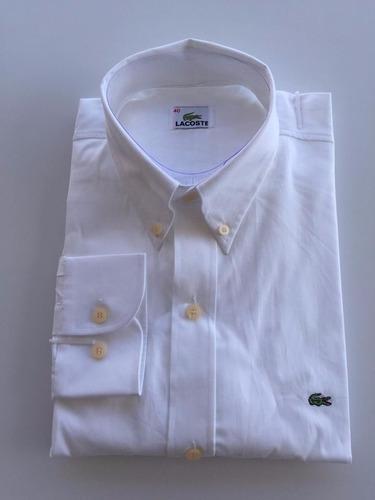 camisas hombre varias marcas importadas, lacoste, polo ralph