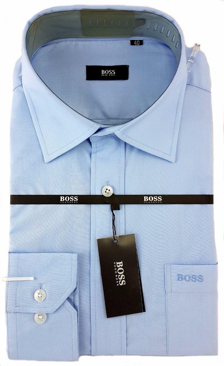 43e52b8e565d6 camisas hugo boss de caballero fotos 100% reales escoja mod. Cargando zoom.