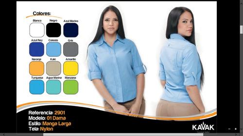 camisas kavak 100% originales