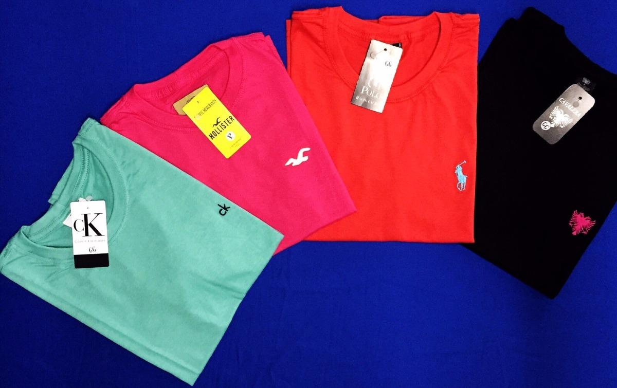 Camisas, Kit 10 Camisas Masculina Atacado Revenda Pront - R  245,00 ... 71c1843701