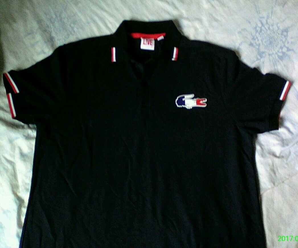 5567ad7fdd8c2 Camisas Lacoste 100% Original Trabalhamos Com Encomendas. - R  180 ...