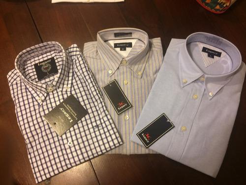 camisas legacy manga larga