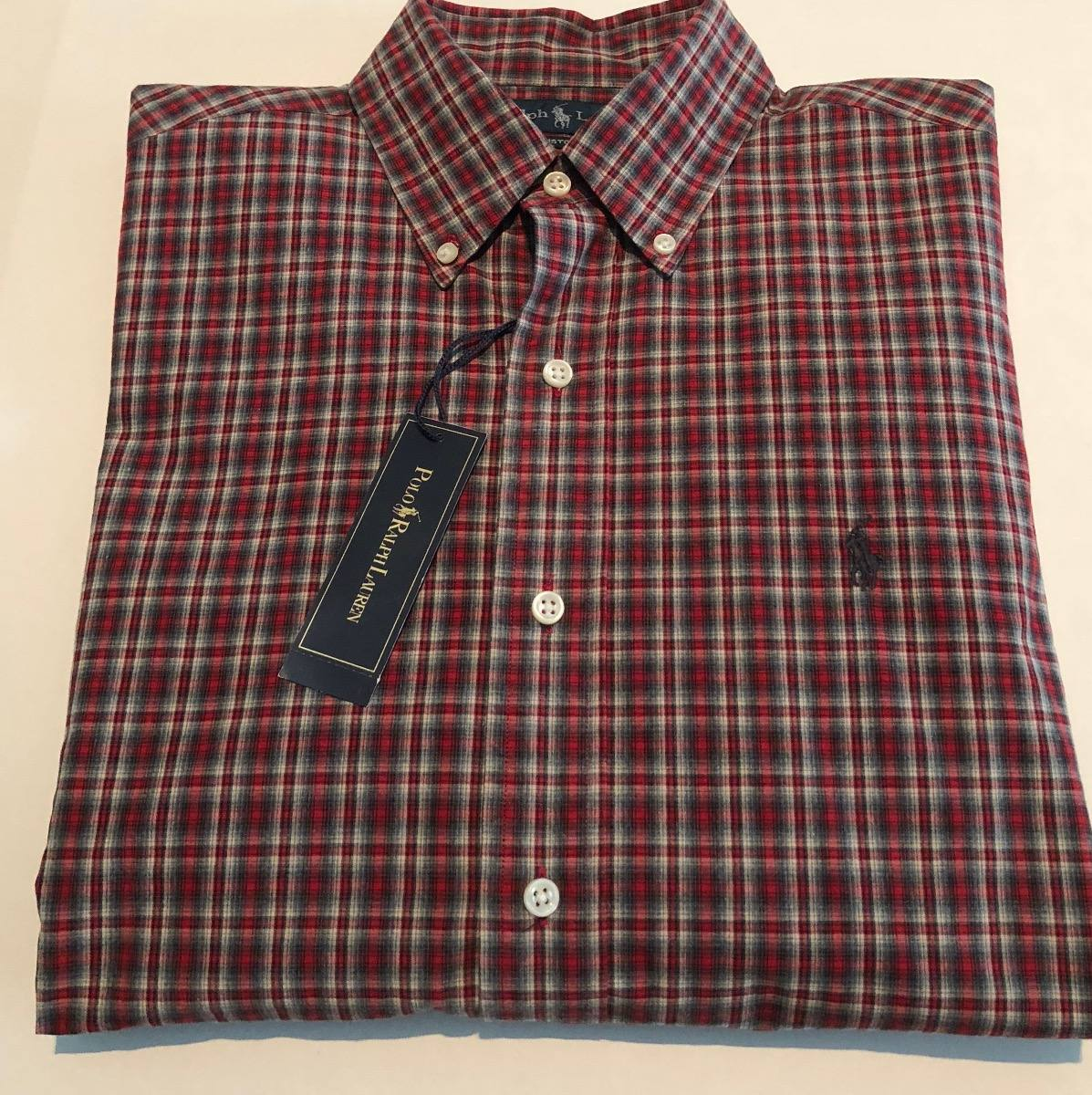 camisas leñadoras past season polo ralph lauren (70% off). Cargando zoom. ac107a6cdb1