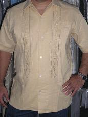 camisas manga corta