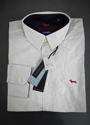 camisas manga larga harmont and blaine
