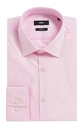 camisas manga larga para hombre