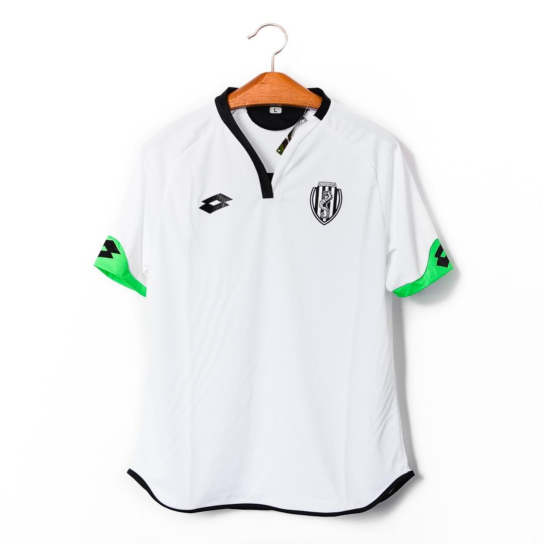 bdb4035ec0048 Camisas Masculinas Futebol Calcio Cesena 16 17 Lotto - R  209