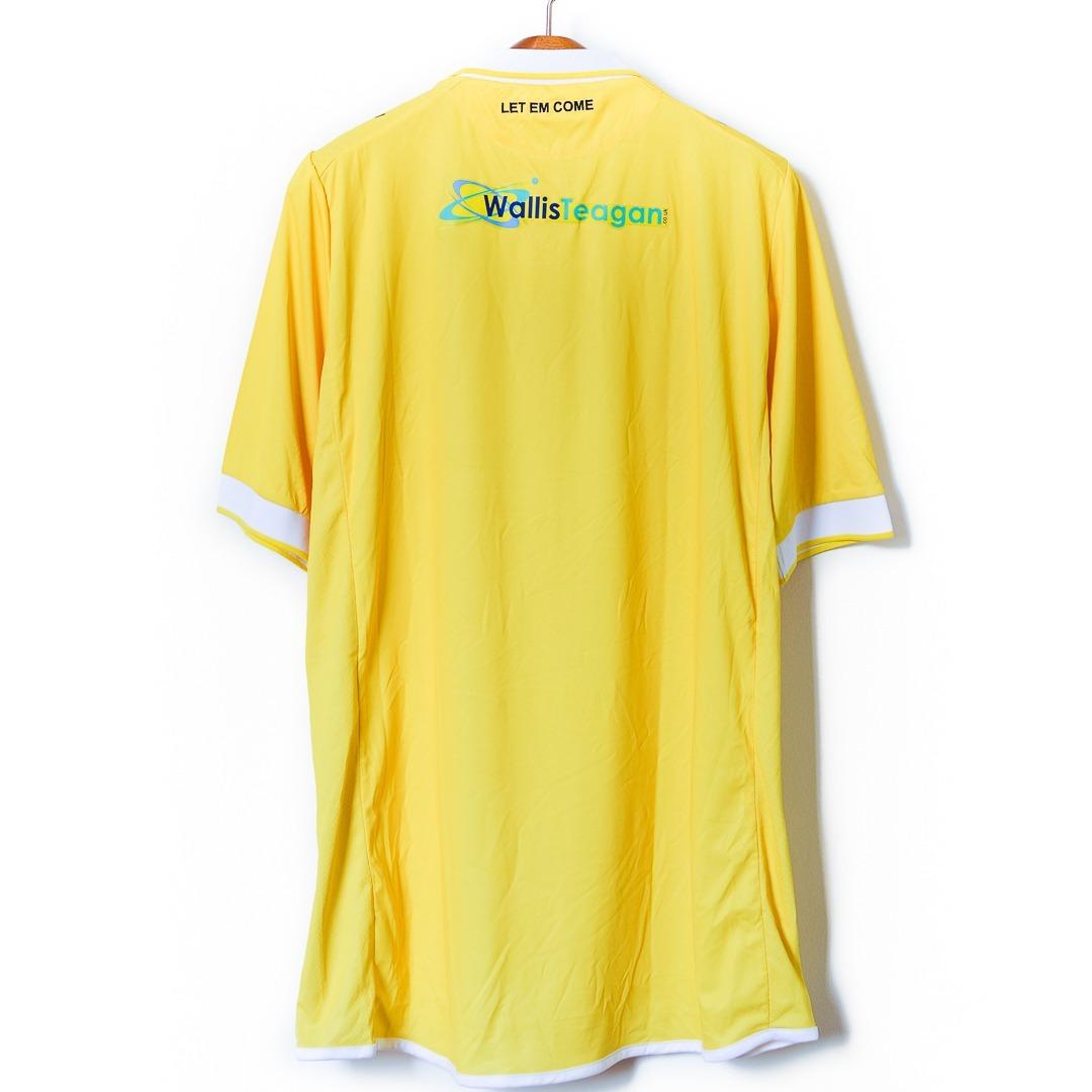 Camisas Masculinas Futebol Millwall 2014 15 Away Macron - R  199 8910d5b76e58e