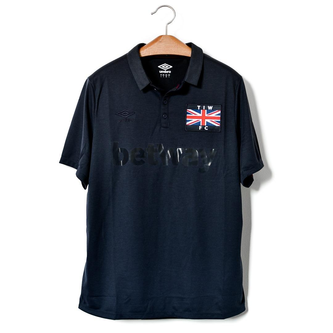 2361cc5911542 Camisas Masculinas Futebol West Ham United 16 17 Tiwfc Umbro - R ...