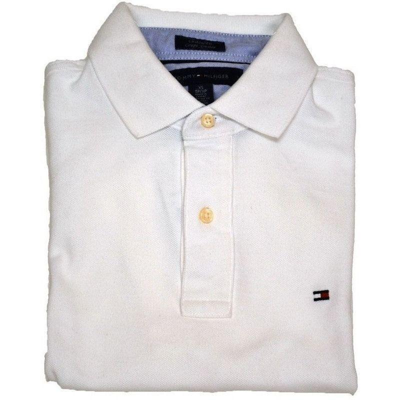 camisas masculinas polo tommy hilfiger originais. Carregando zoom. f55bde9dda7ee