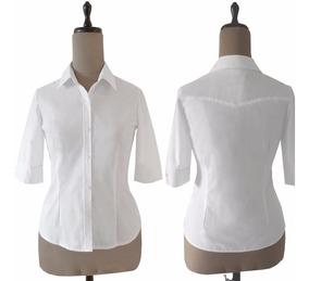 488837890 Camisas Mujer Manga 3/4 Uniformes