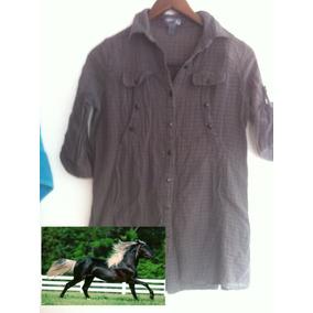 3a0bd51679 Remate Final Camisa De Cuadro Estilo Vaquera