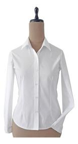 nuevo concepto fcd31 1b0d2 Camisas Mujer Manga Larga Uniforme