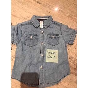 84d48e94c Vestido Para Niña Chambray - Camisas en Mercado Libre Venezuela
