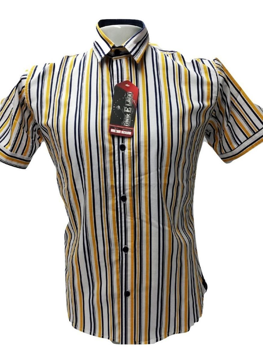 d42c0316 Camisas Nuevas Para Hombre- Estampados Flores Y Rayas - $ 45.000 en ...