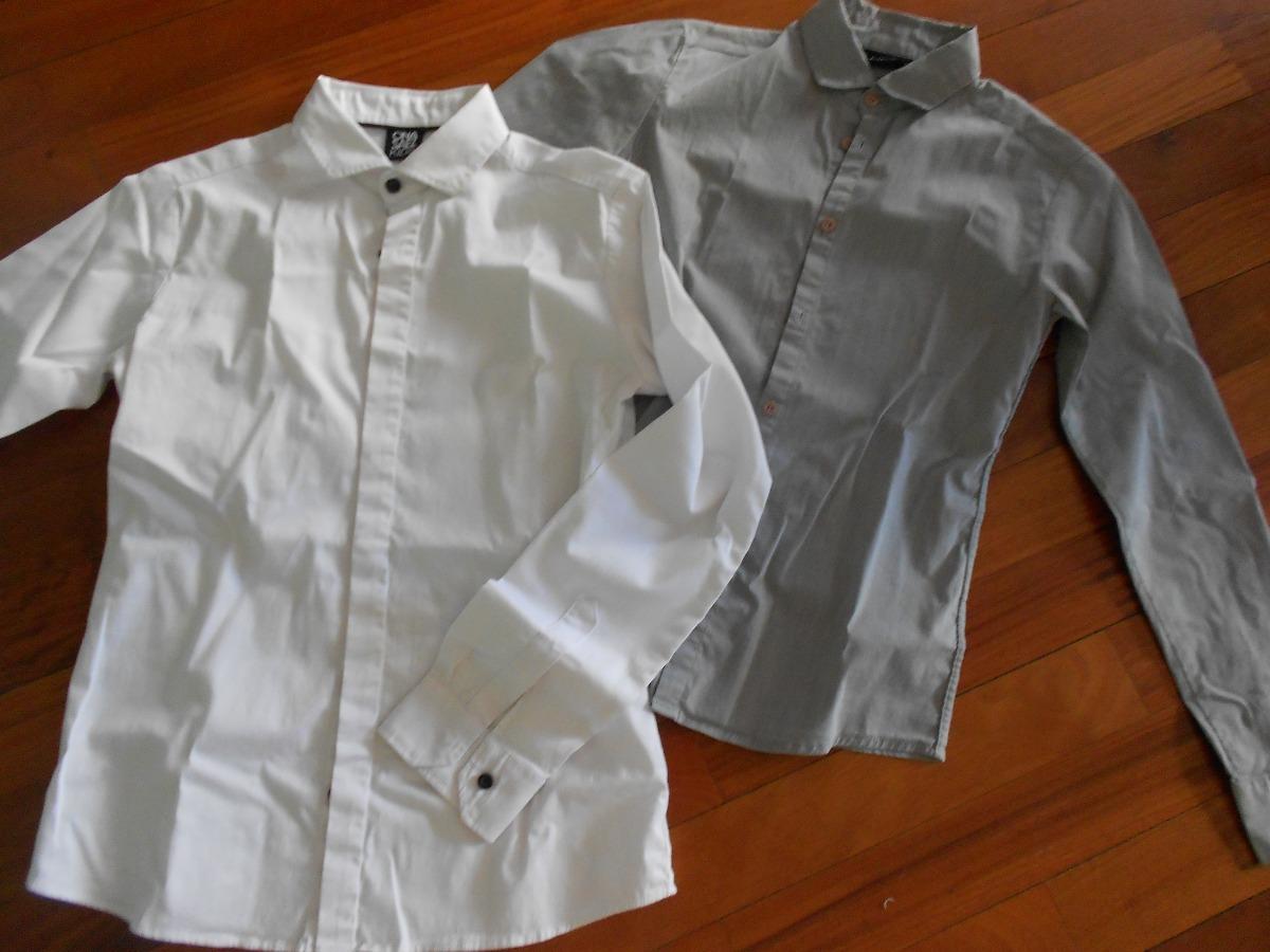 ac3974416 camisas ona saez para adolescentes talle 15-16 slim fit. Cargando zoom.