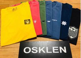 3ebd4bdc6768f9 Osklen Replica Homem - Camisas com o Melhores Preços no Mercado ...