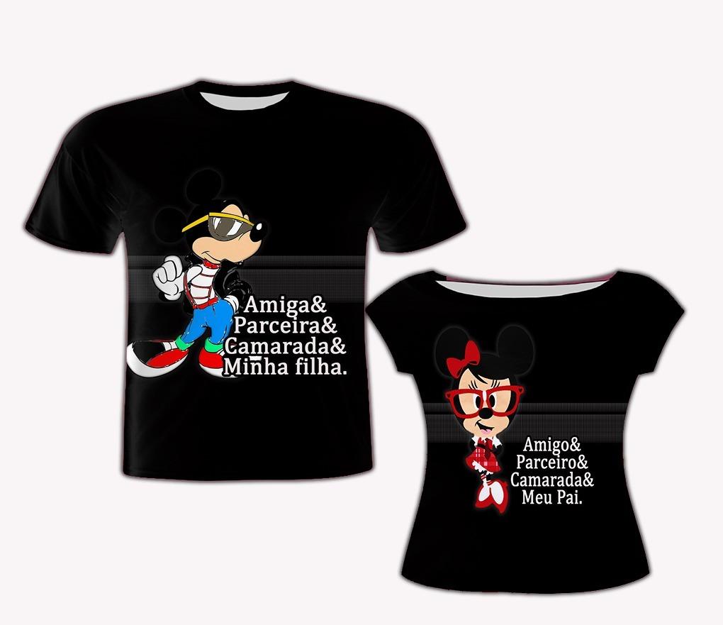 Camisas Pai E Filha Frases