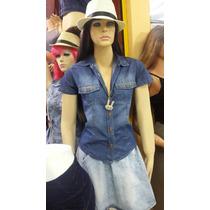 Blusas Para Dama En Jean