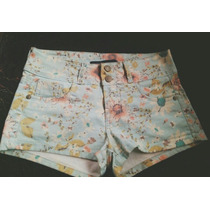 Short Aeropostale Semi Cintura Billabong Roxy