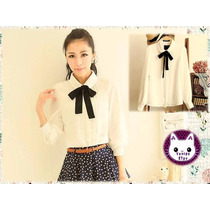 Blusa Coreana Moda