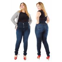 Jeans Modelos Colombianos A La Cintura En Talla 36-38-40-42