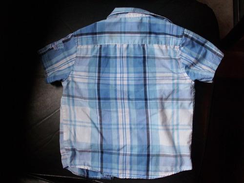 camisas para  bebe niño de dos años marca cherokee