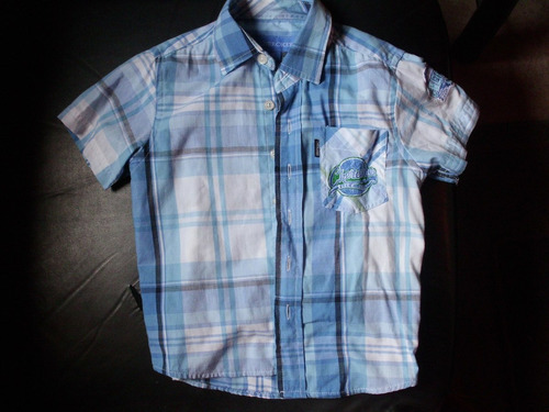 camisas para  bebe niño talla 2 marca cherokee