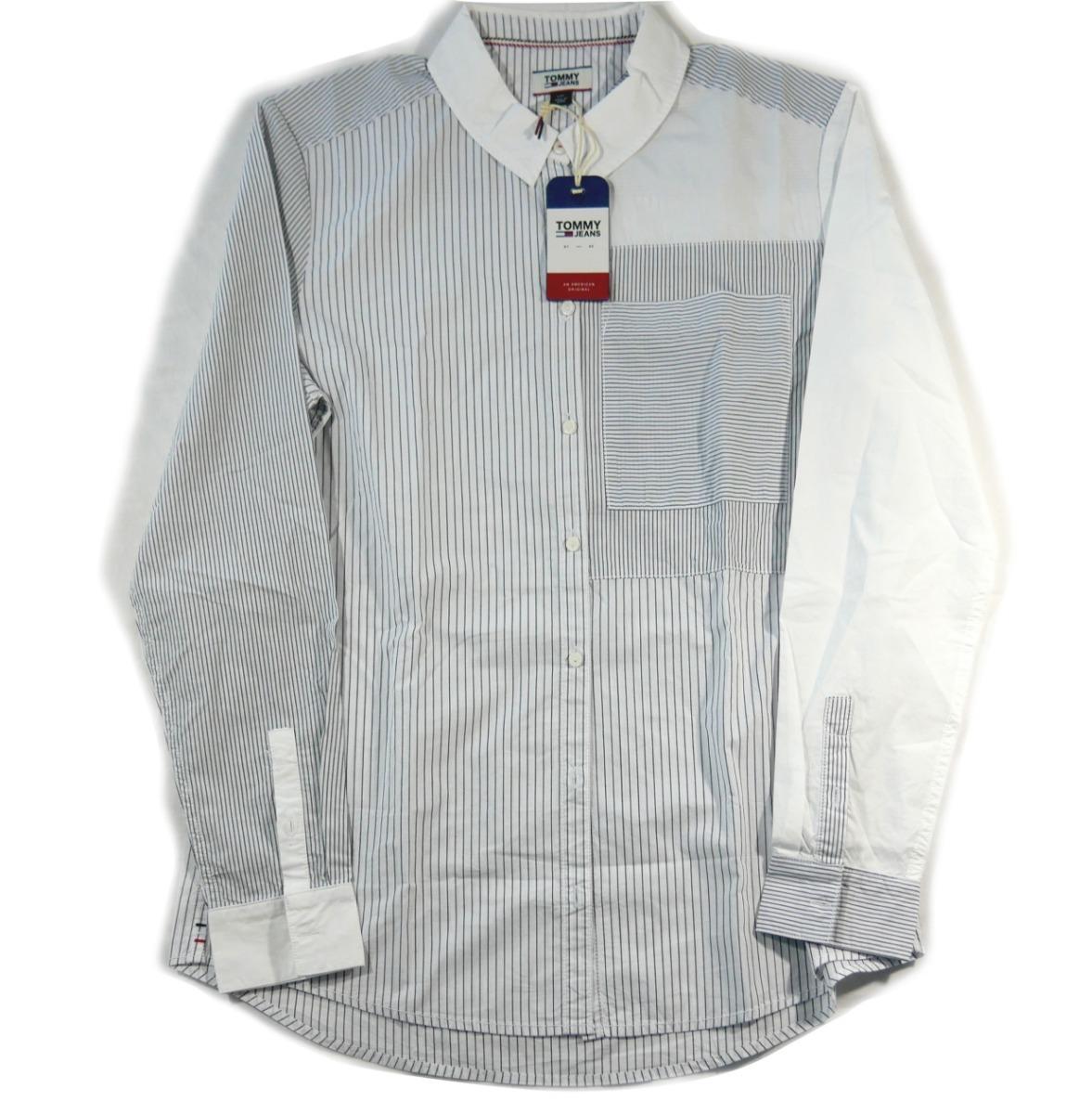 e3cf7ed81a6 camisas para caballero tommy hilfiger 100% original talla l. Cargando zoom.