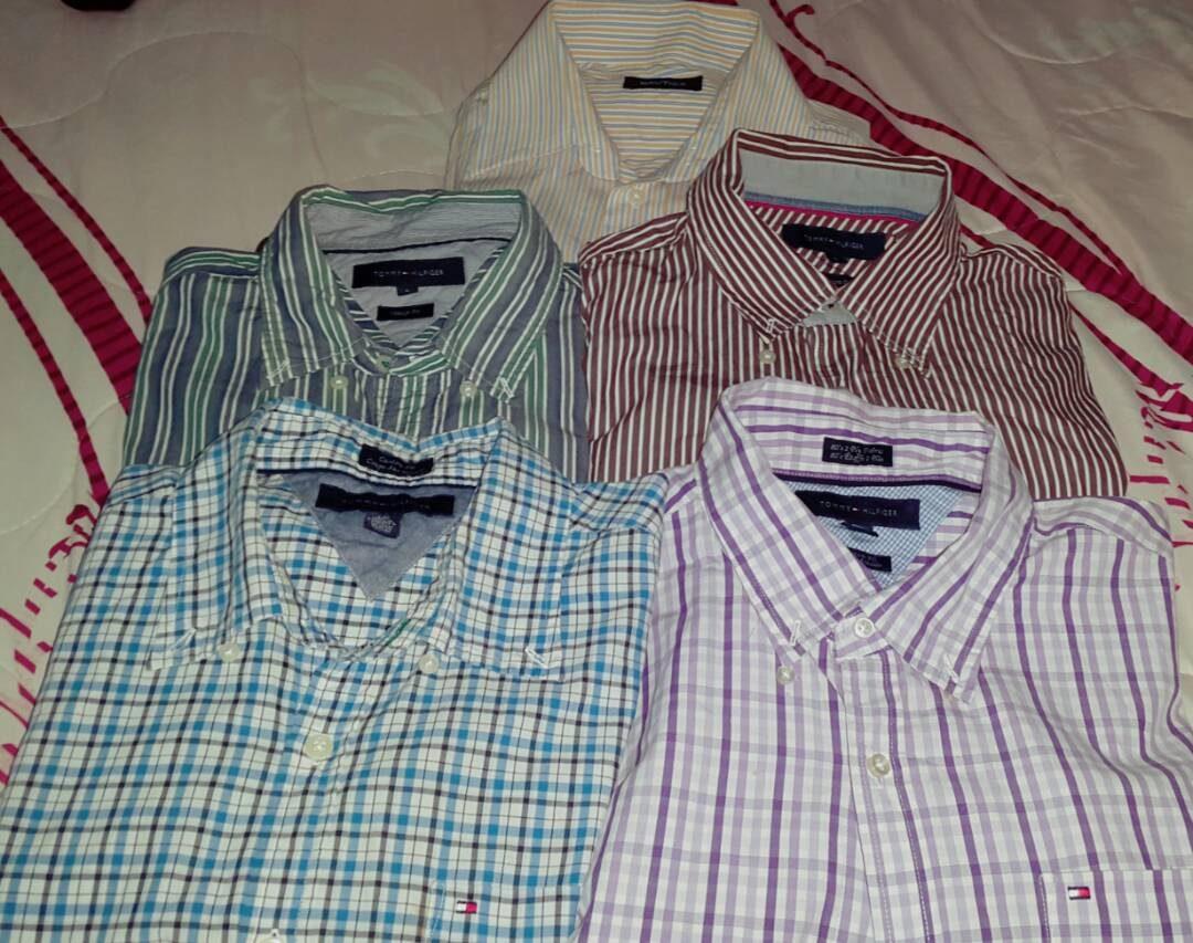 72075c163ae Camisas Para Caballero Tommy Hilfiger