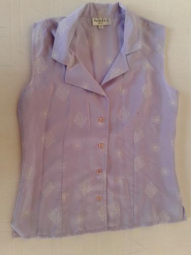 camisas para ir a trabajar, impecable, talle m