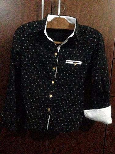 camisas para mujer a cuadros colores surtidos $34900