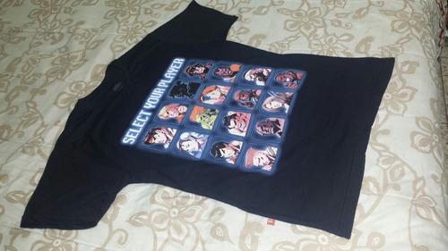 camisas personalizadas games e heróis peças novas e lindas.