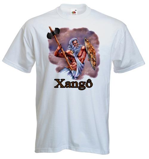 Camisas Personalizadas - Umbanda E Candomblé - R$ 22,90 em