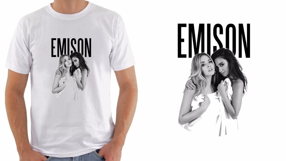 be2fe3123f823 camisas pll blusa emison pll coisas de pll para comprar. Carregando zoom.