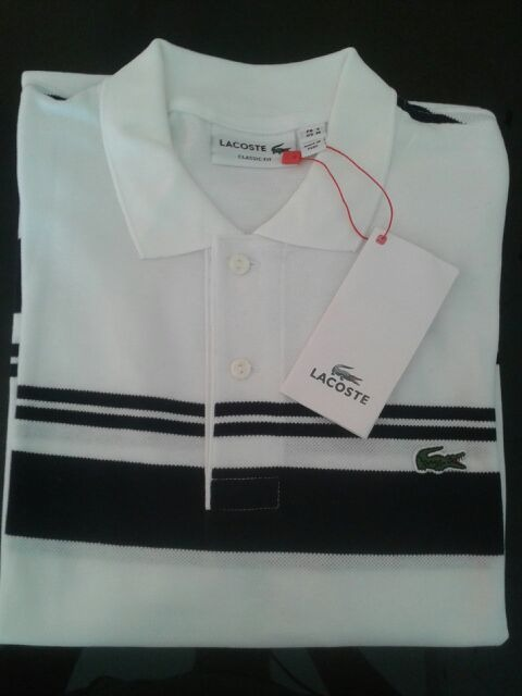 Camisas Polo Lacoste Masculinas- Atend. 100% Personalizado!! - R ... d1aaef8298