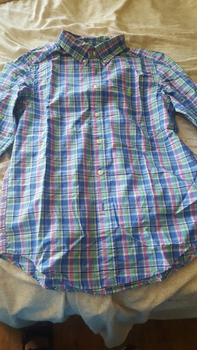 camisas polo niños talla  m (10-12) nuevo 100% originales. Cargando zoom. b2ac4f7485e20
