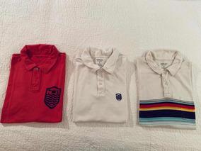 67d48925c6 Camisas Polo Osklen Originais - Tamanho M - 21-995643371