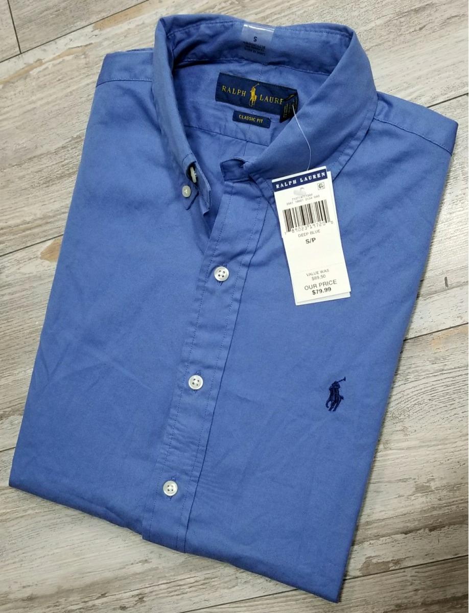Camisas Polo Ralph Lauren 100% Originales -   189.990 en Mercado Libre 9e43ab14449