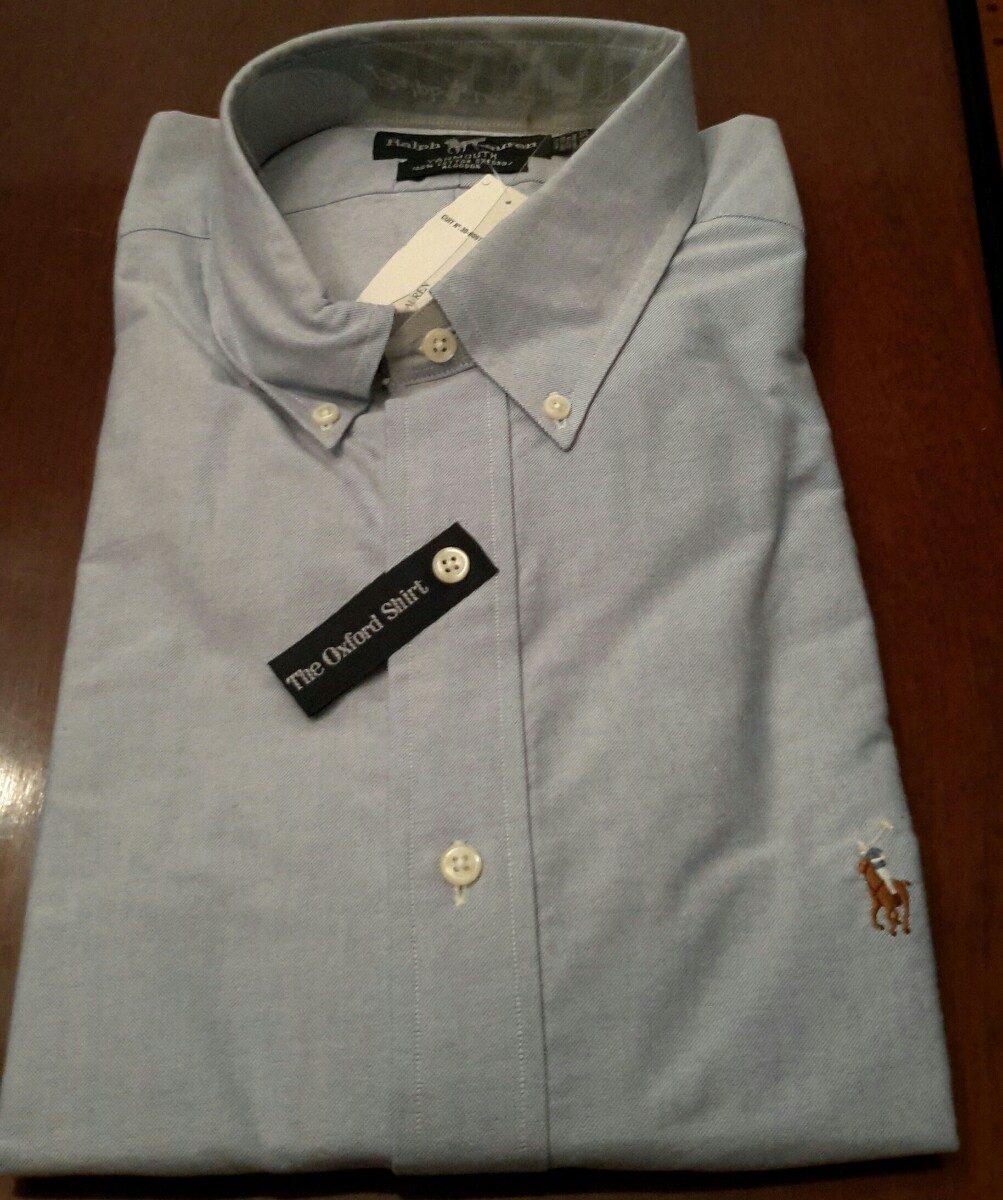 8592fdafbad5f camisas polo ralph lauren 17.5 nuevas originales. Cargando zoom.