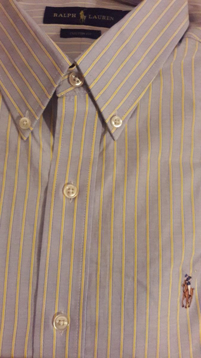 8e2a53c4a2a24 camisas polo ralph lauren corte entallado custom fit. Cargando zoom.