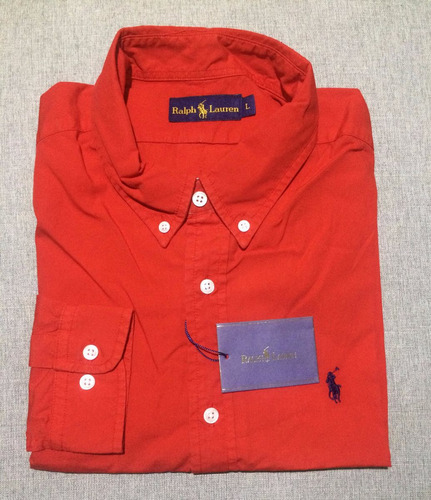 camisas polo ralph lauren  manga larga