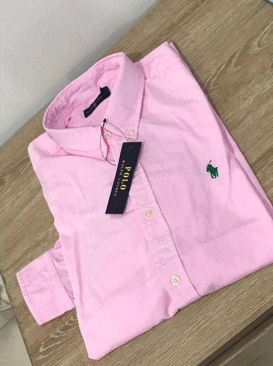 Camisas Polo Ralph Lauren Manga Larga -   104.500 en Mercado Libre d7d8973e6b7ad