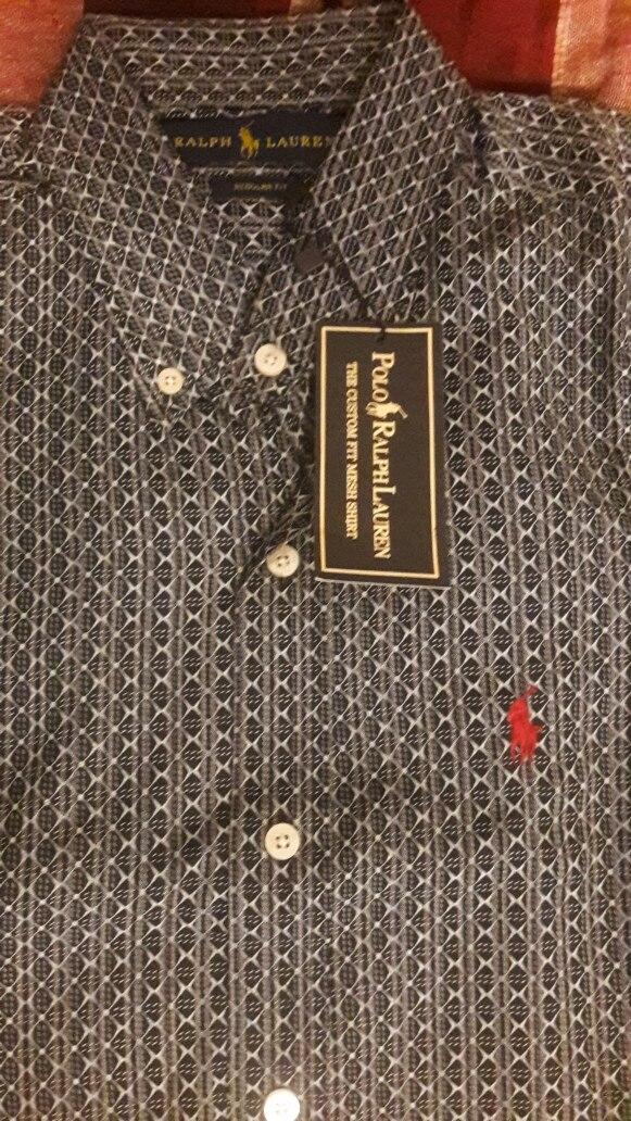 camisas polo ralph lauren slim fit estampadas para hombre. Cargando zoom. bb576babb2c85