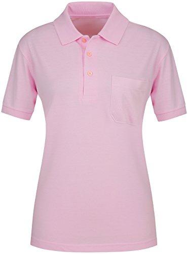 Camisas Polo Rosa Claro Para Mujer Xxl -   24.200 en Mercado Libre c8470943a40b6