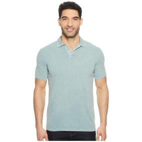 89b63e21d61 Polo Hombre Mod-o-doc Pescadero Short Sleeve Johnny Collar P