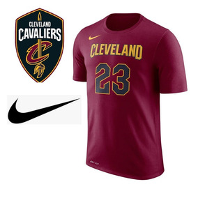 955eef1ce Polo Nike Dri Fit James Lebron Clevenland Cavaliers Nuevos