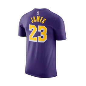 bc11024ac Polo Nike Nba Player Name   Number Los Angeles Lakers