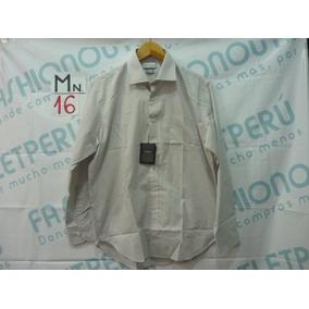 8cd14d1d1d Camisa Varon Trial Tll  M Yl Gris Claro Manga Larga Cclm2001